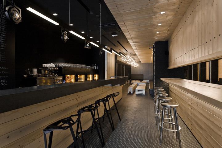 Shop Checkolite International 4 Light Ashfield Rustic: Divino Wine Bar By Suto Interior Architects, Budapest