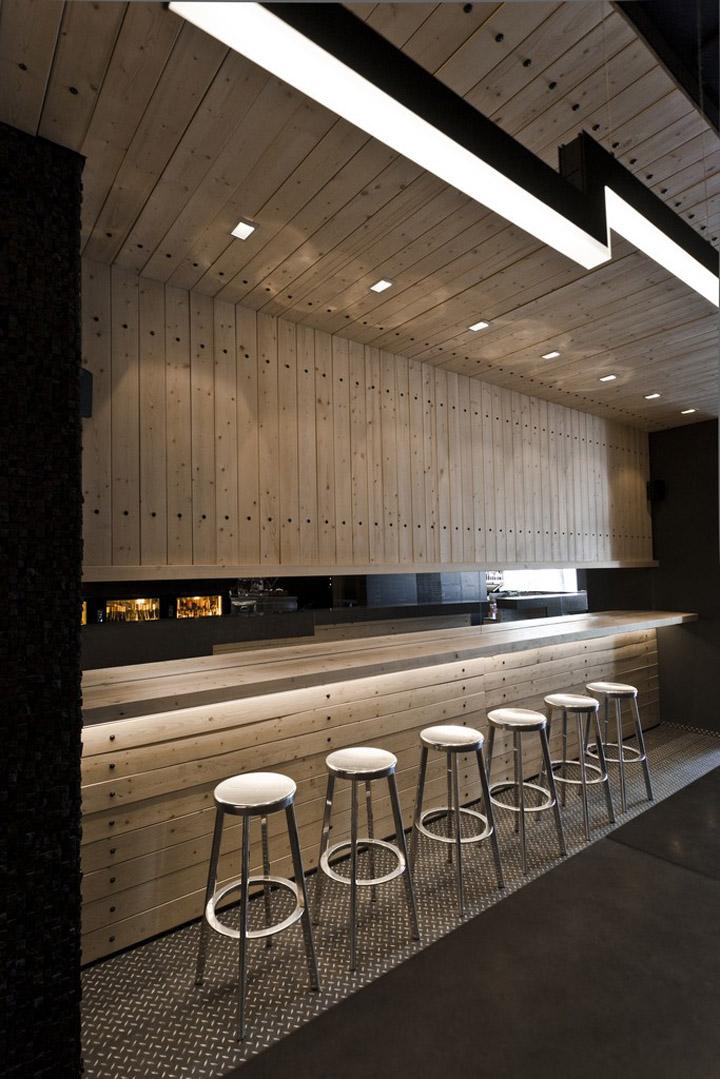 Interior Design Architecture: » Divino Wine Bar By Suto Interior Architects, Budapest