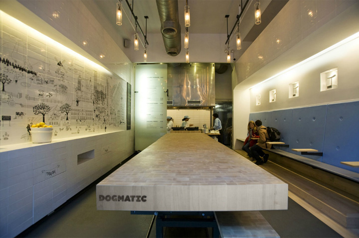 Dogmatic restaurant by efgh new york