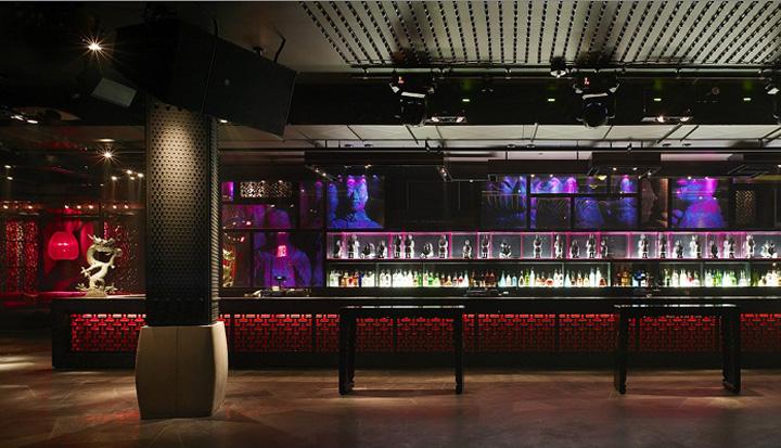Dragonfly Night Club By Munge Leung Design Associates