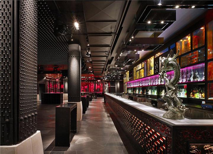 Club retail design