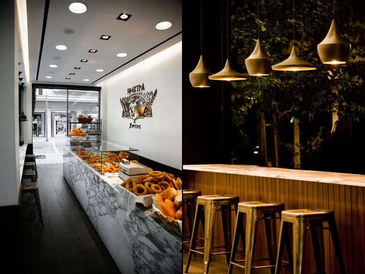 Electra Design electra bakery shop by studioprototype architects 09 retail design