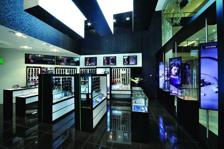 Fashion accessories retail design blog for Accessoires shop
