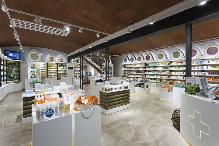 spain » Retail Design Blog