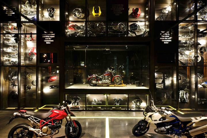 187 Fraser Motorcycles By Dreamtime Australia Design Sydney