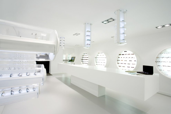 eyeglasses 187 retail design