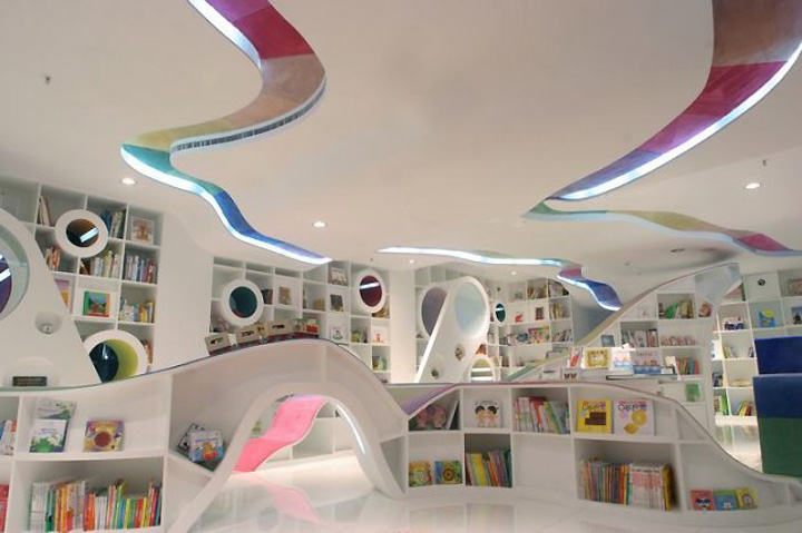 Kid S Republic By Sksk Architects Shanghai Retail Design Blog
