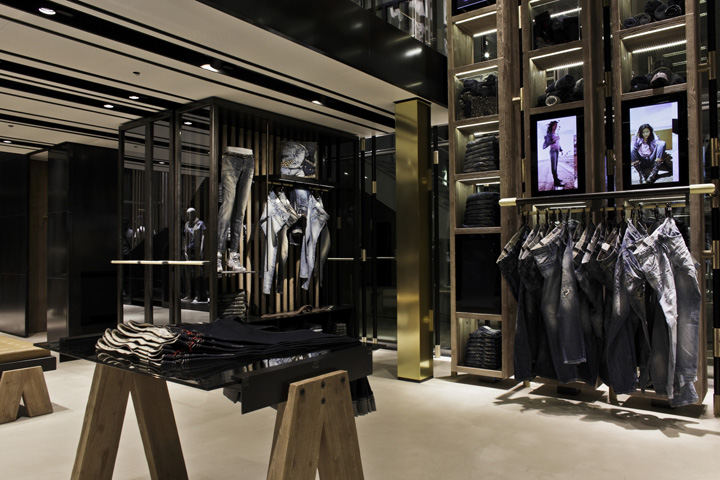 denim » Retail Design Blog