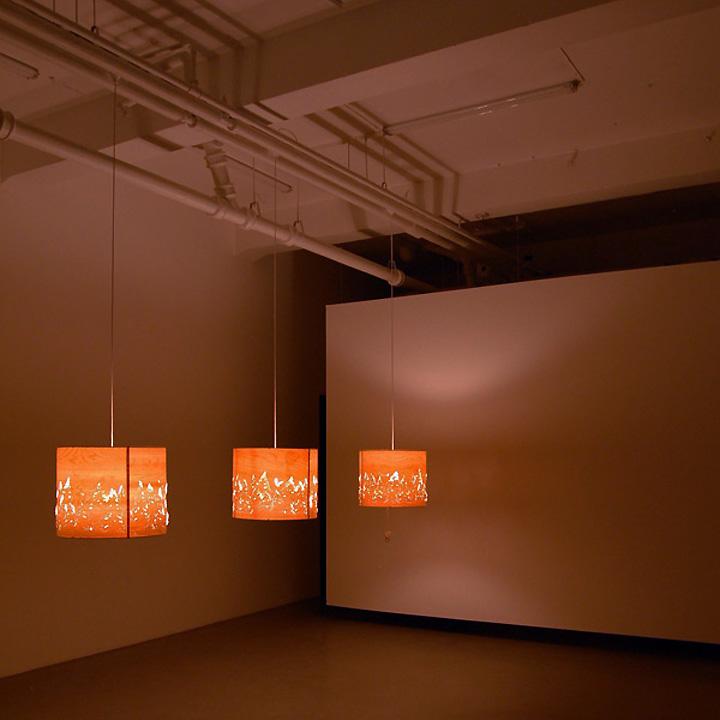 187 Norwegian Forest Lamp By Cathrine Kullberg