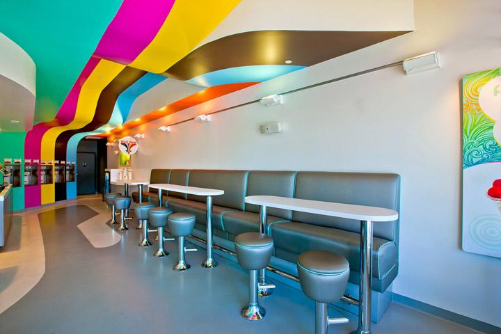 Architecture Design Studio olo yogurt studiobaker architecture+design, albuquerque