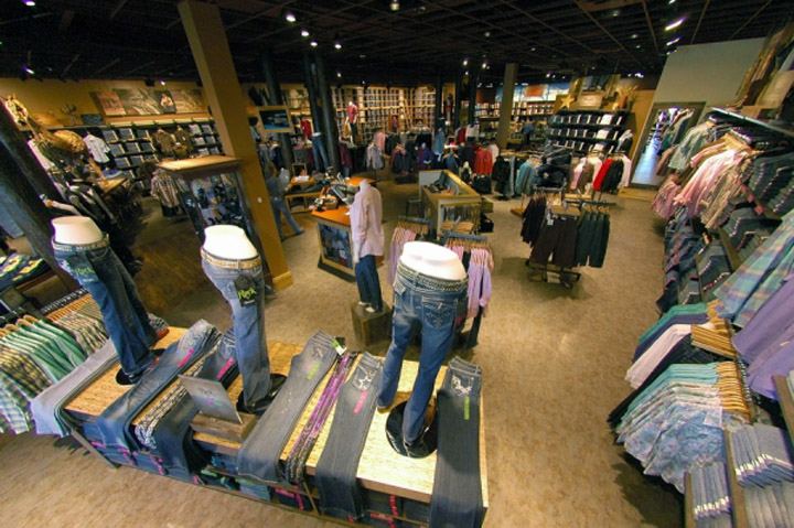 Original Wrangler Store by by JGA Lone Tree 02 Original Wrangler Store by by JGA, Lone Tree