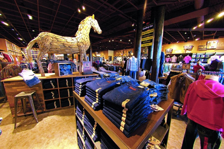 Original Wrangler Store by by JGA Lone Tree 06 Original Wrangler Store by by JGA, Lone Tree