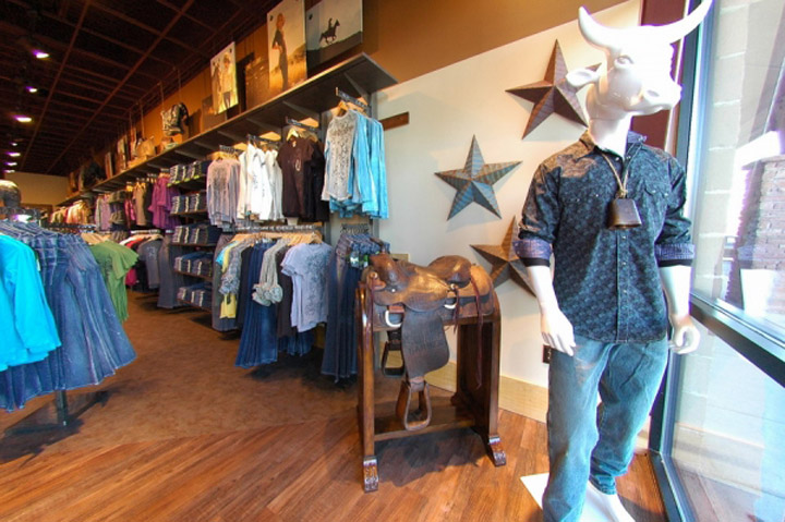 Original Wrangler Store by by JGA Lone Tree 08 Original Wrangler Store by by JGA, Lone Tree