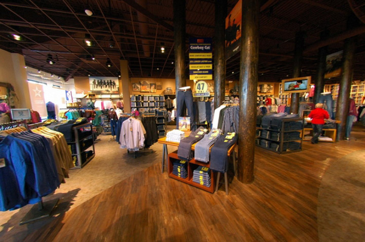 Original Wrangler Store by by JGA Lone Tree Original Wrangler Store by by JGA, Lone Tree