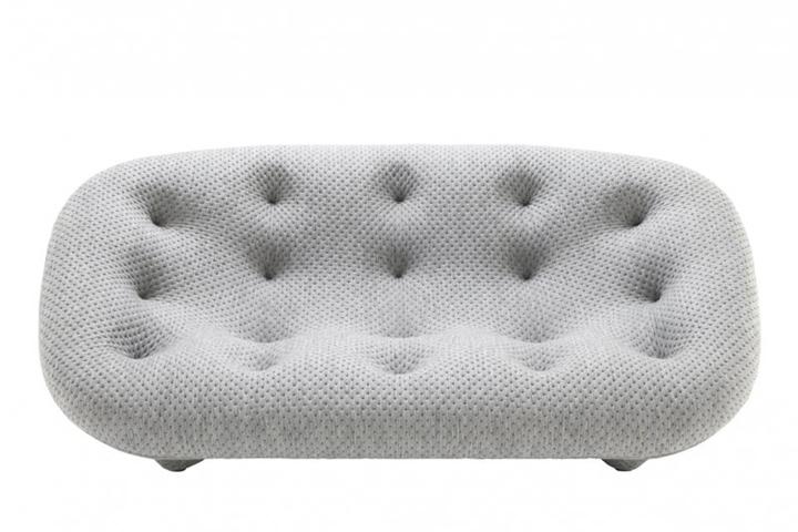 ploum sofa by ronan erwan bouroullec retail design blog. Black Bedroom Furniture Sets. Home Design Ideas