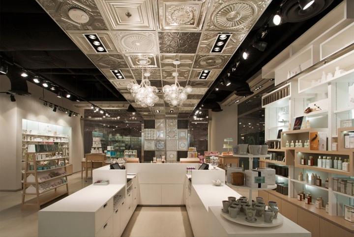 Cosmetics Retail Design Blog