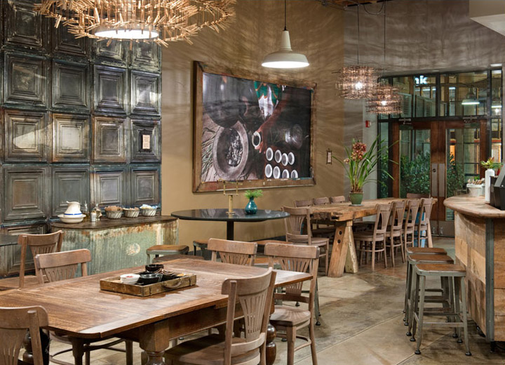 Starbucks 15th Avenue Coffee Tea Shop Seatle Retail Design Blog