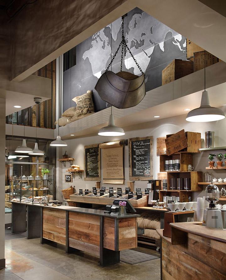 Starbucks 15th avenue coffee tea shop seatle - Tea shop barcelona ...