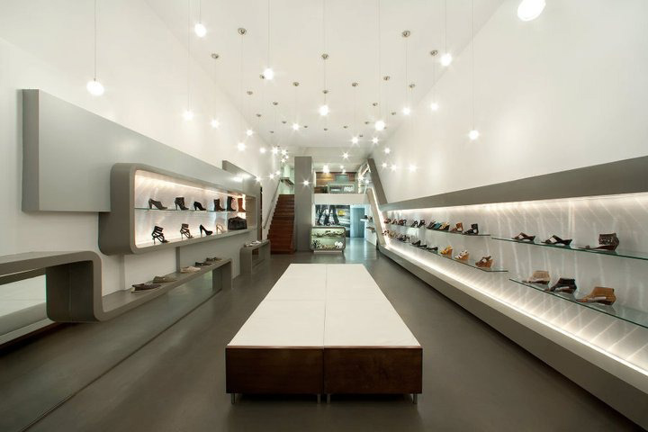 187 Sway Shoe Store By Ab Design Studio Long Beach