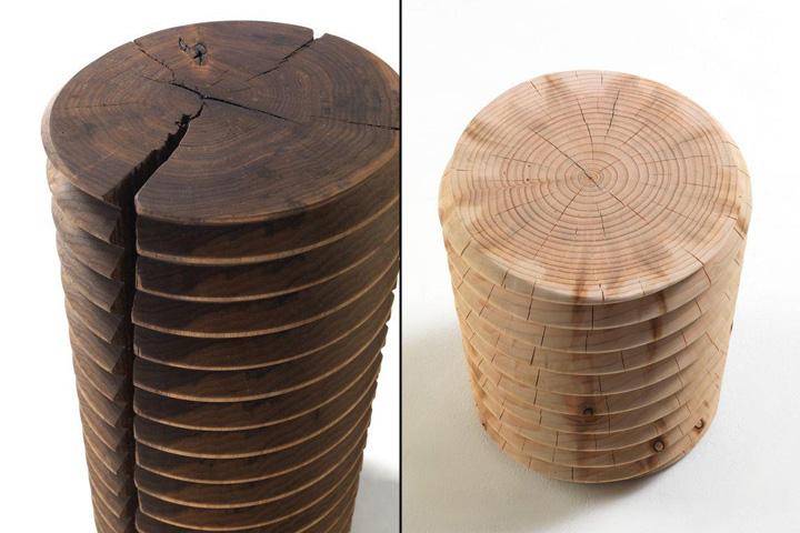 Vitae stool by Riva 1920 » Retail Design Blog