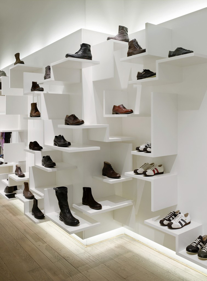 Design By: » ZEHA Flagship Store By Studio OneWay, Berlin
