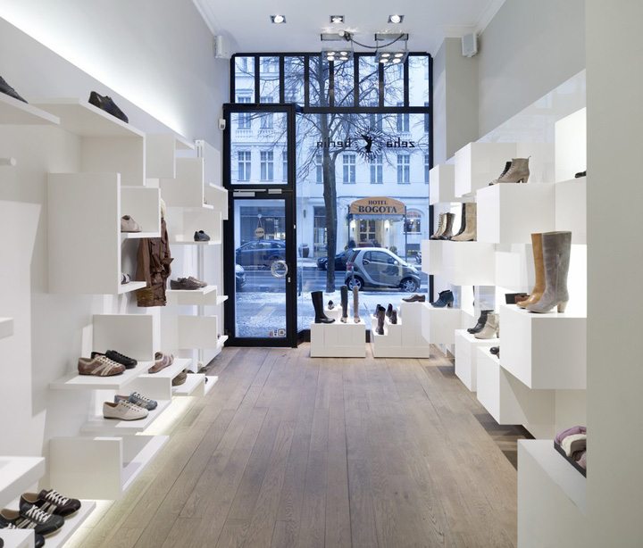 » ZEHA Flagship Store By Studio OneWay, Berlin