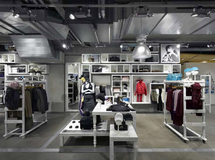 adidas originals concept store berlin. Black Bedroom Furniture Sets. Home Design Ideas