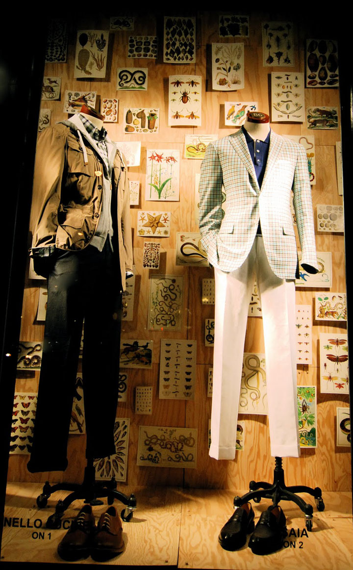 187 Bergdorf Goodman Summer Man S Collection Window New York