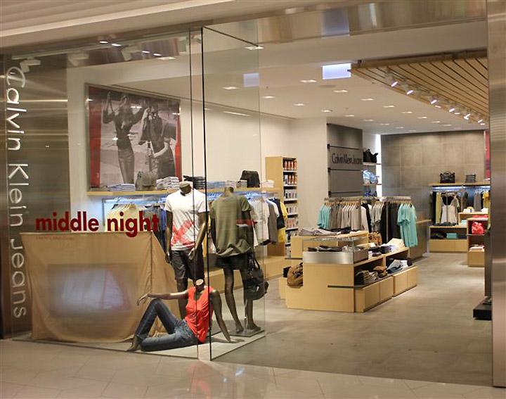 calvin klein jeans store melbourne retail design blog. Black Bedroom Furniture Sets. Home Design Ideas