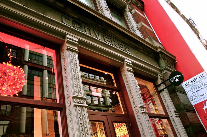 boutique converse a ny