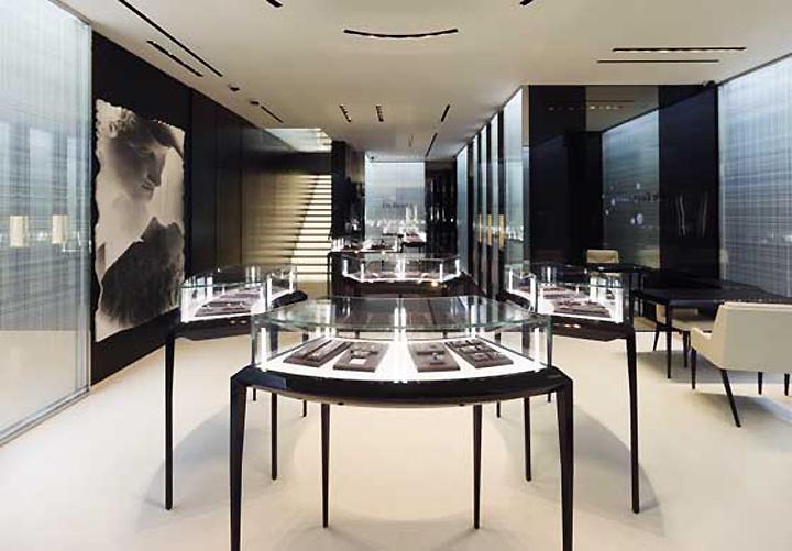 De Beers Jewelry By Caps Architecture Interior Design Tokyo