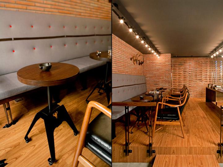 dude cigar bar by studiomake bangkok retail design blog. Black Bedroom Furniture Sets. Home Design Ideas