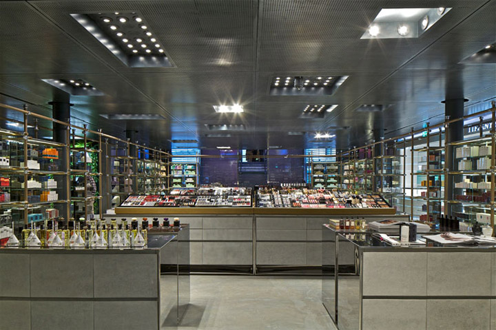 Excelsior Milano Concept Store By Jean Nouvel Milan