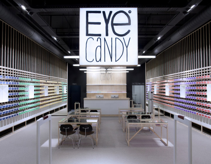eye eyewear shop by creneau international belgium