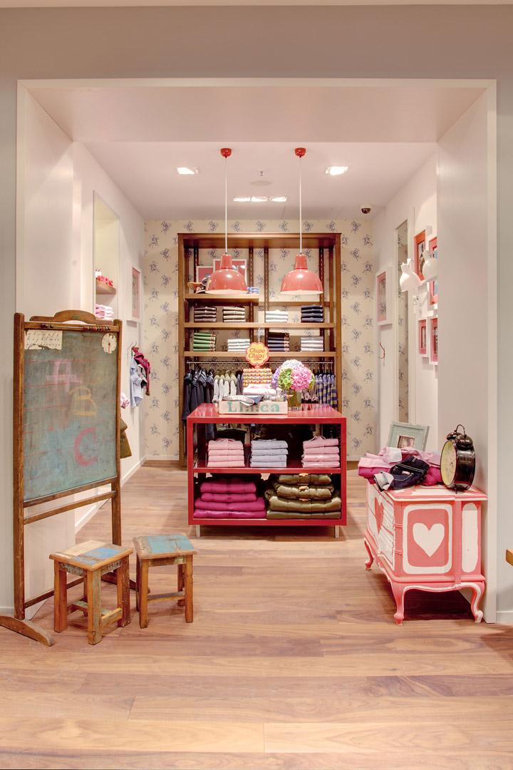 Gant store berlin retail design blog for Arredo store