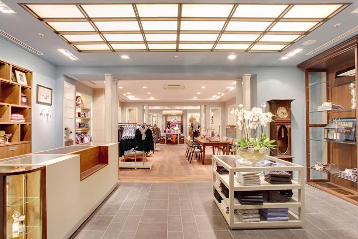 Gant retail design blog for Design shop berlin