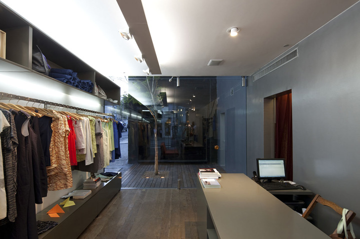 The Garoa Store Is Located In A Small ...