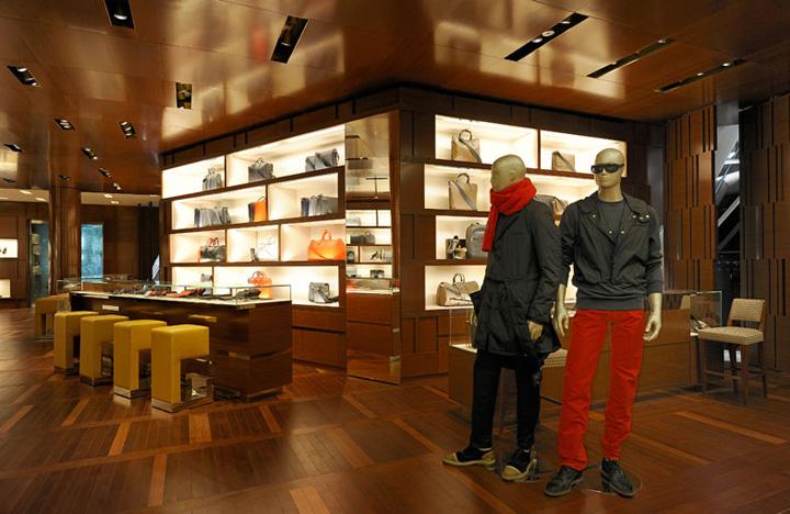 Louis Vuitton Interior Louis Vuitton Maisonpeter Marino Singapore » Retail Design Blog