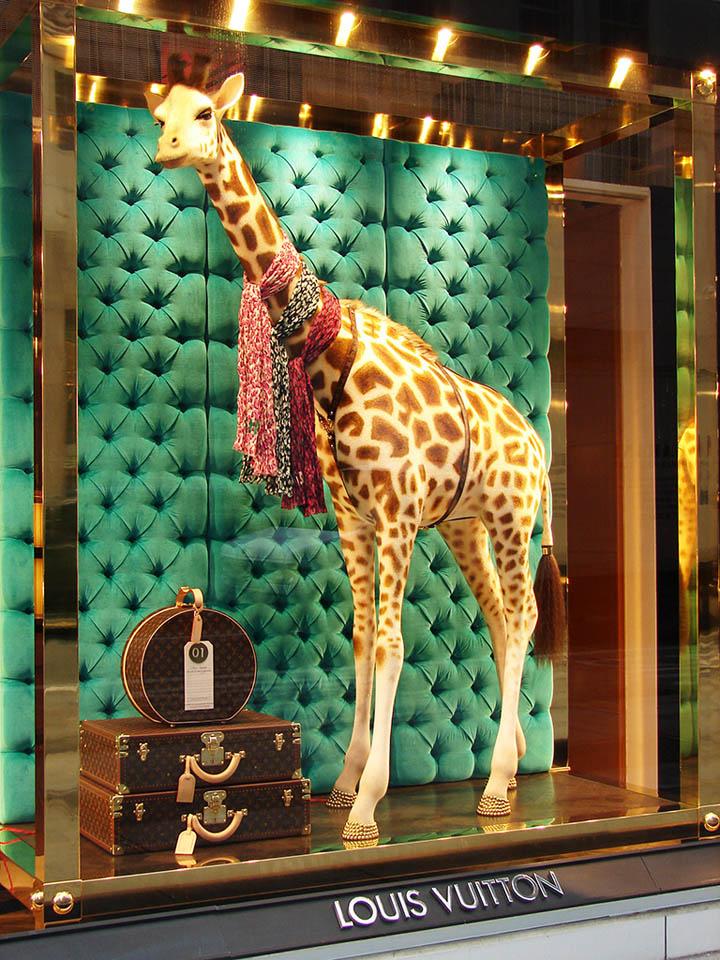 Louis Vuitton The Collectors Windows 2011 spring New York