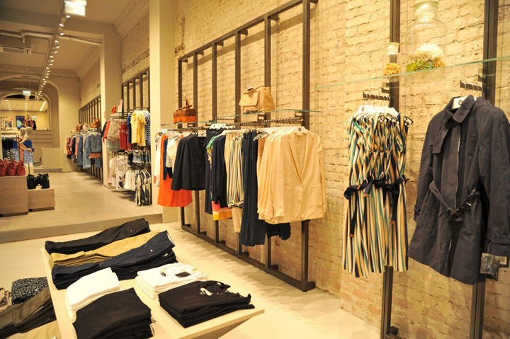 Mango store, Berlin » Retail Design Blog