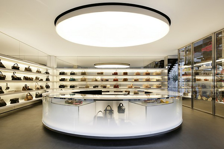 promo code 935c2 720f1 Marc Jacobs flagship store by Jaklitsch / Gardner Architects ...