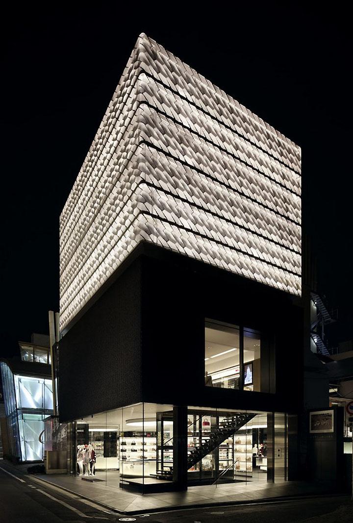 Marc Jacobs Flagship Store By Jaklitsch Gardner