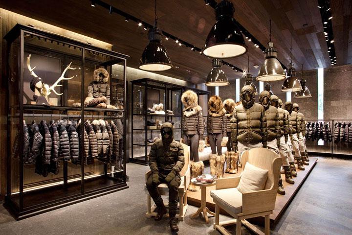 Moncler Store Deutschland