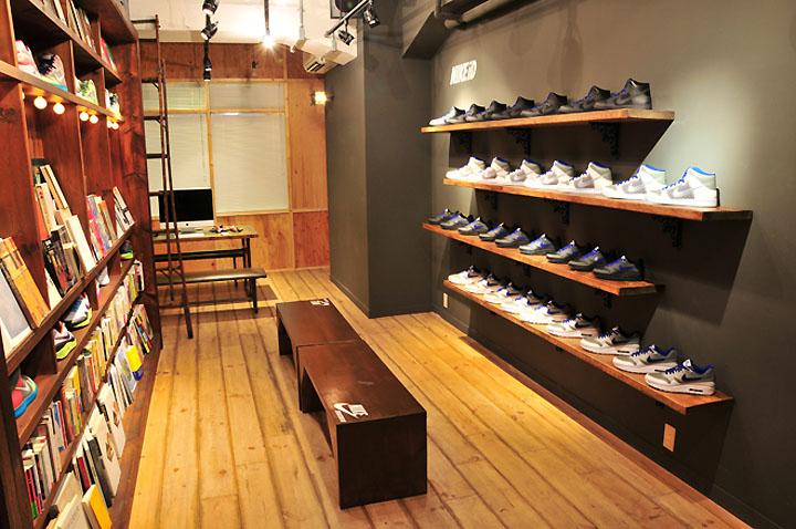 Nike Sportswear Stadio 55 Pop Up Store Tokyo 187 Retail