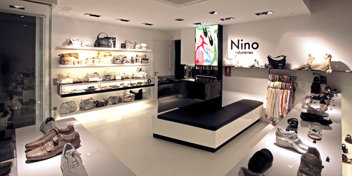 » Nino Shoe Store By Dear Design, Barcelona