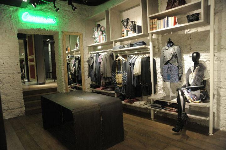 Pepe Jeans London Flagship Store Rome