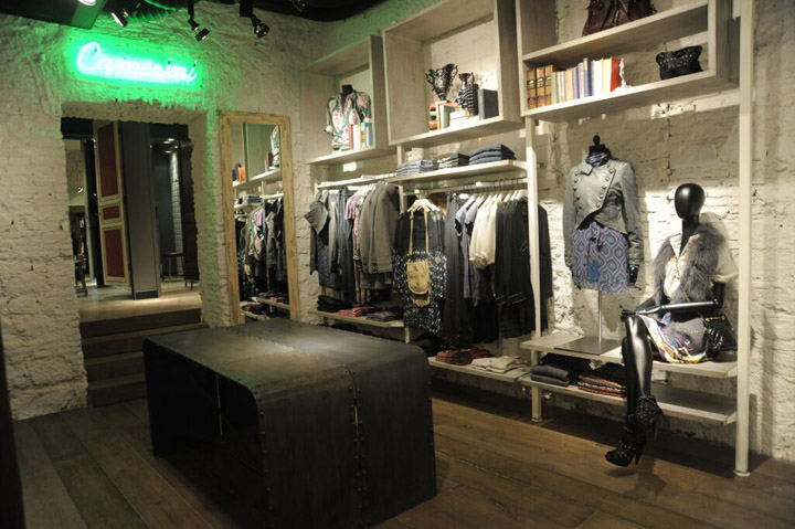 pepe jeans london » Retail Design Blog