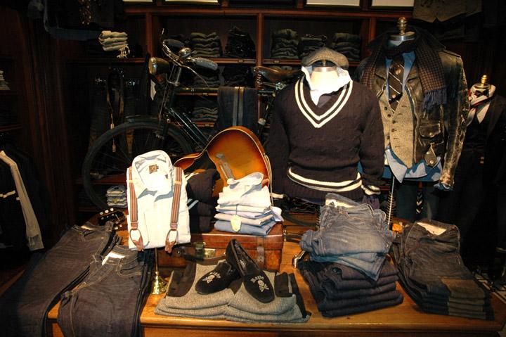 Ralph Lauren Rugby Covent Garden London 04 Ralph Lauren Rugby store in Covent Garden, London
