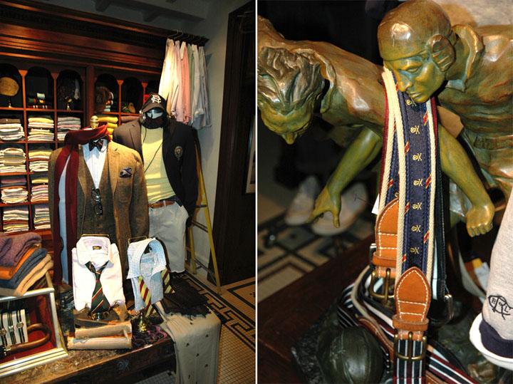 187 Ralph Lauren Rugby Store In Covent Garden London