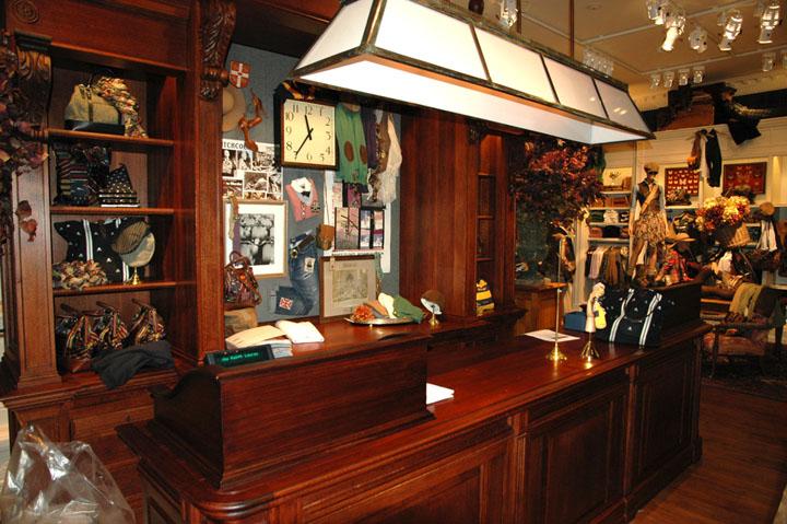 Ralph Lauren Rugby store in Covent Garden, London 793c5ae5c4c